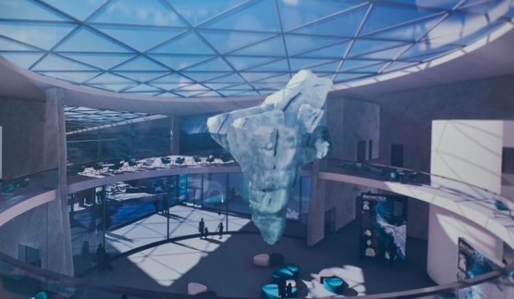 Hamarosan jégkorszaki óriásbirodalom épül Nyíregyházán