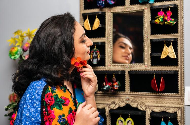 Romani Design: Varga Erika ösztönből alkot örök darabokat