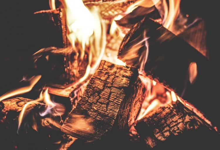 Elégett a téli tüzelő Pusztadoboson