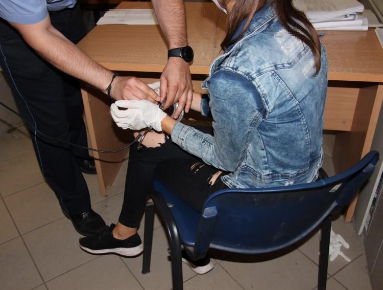Egy lány is van a nyíregyházi rablóbandában