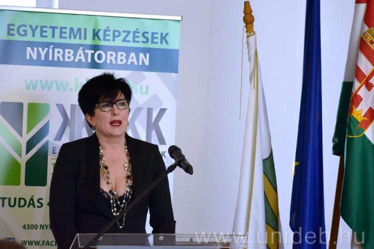 Nyírbátorban is elérhető a Debreceni Egyetem