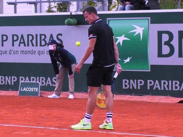 Fucsovics újra nyert a Roland Garroson