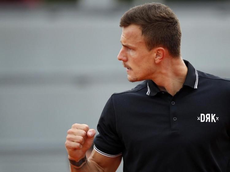 Újabb Fucsovics-győzelem a Roland Garroson