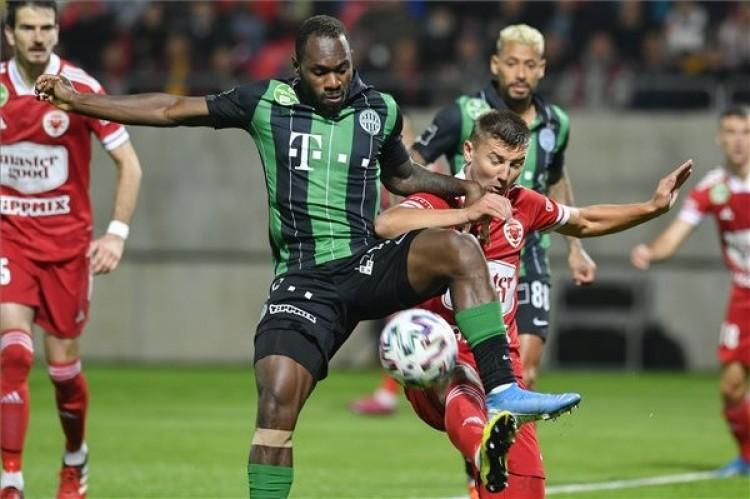 Legyőzte a Kisvárdát a Ferencváros