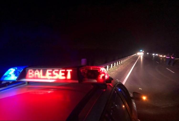 Teherautó zárta el az utat Szabolcsban