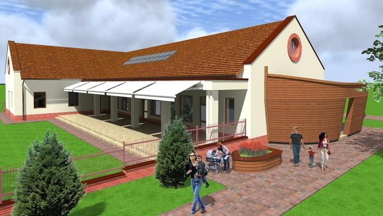 Hat új bölcsődét épít Szabolcs megyében a görögkatolikus egyház