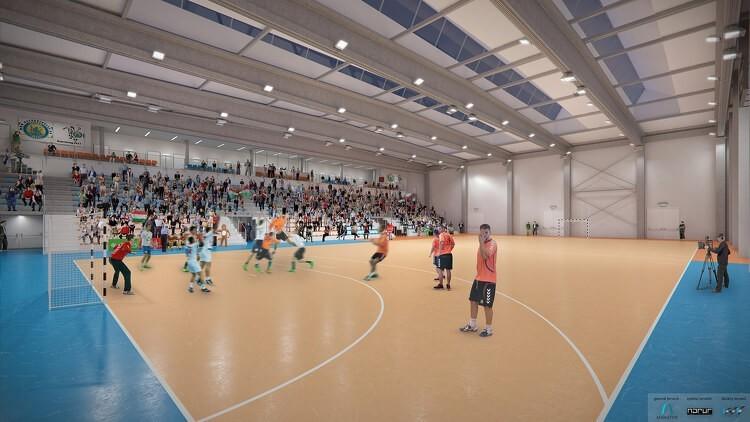Négymilliárd forint fölé emelkedik a kisvárdai sportcsarnok költsége