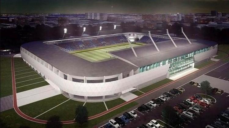 A debreceni Hunép lemaradt a nyíregyházi stadionépítésről
