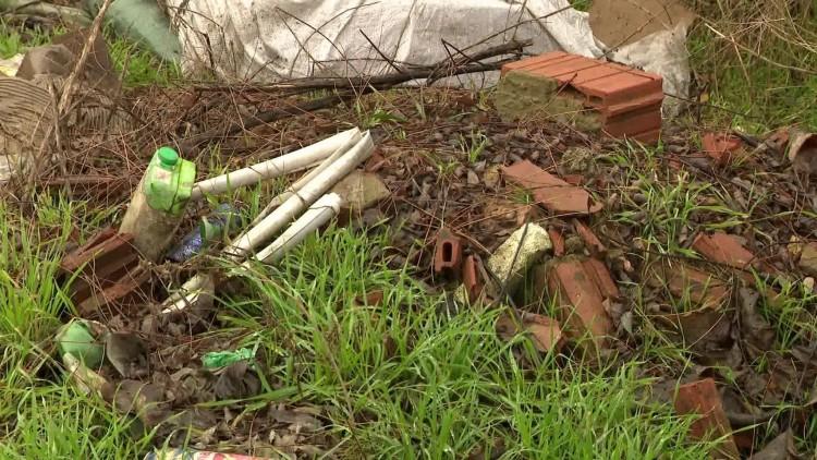 Illegális hulladéklerakót számolnak fel Nyíregyházán