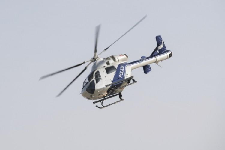 Helikoptert zavart meg egy magosligeti férfi