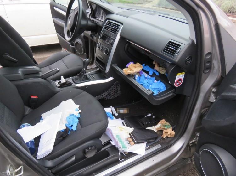Több mátészalkai autósnak szerzett rossz estét egy rohodi férfi