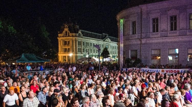 Jubilál a nyíregyházi VIDOR Fesztivál