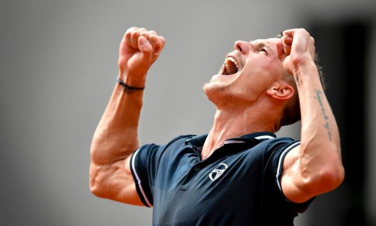 Micsoda születésnap! Fucsovics győzelemmel ünnepelt az Australian Openen