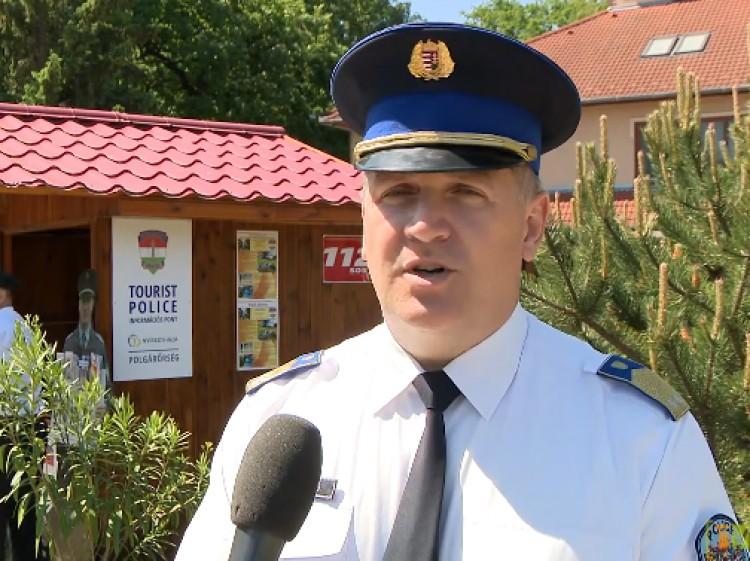 Visszavonták a nyíregyházi rendőrkapitány megbízását