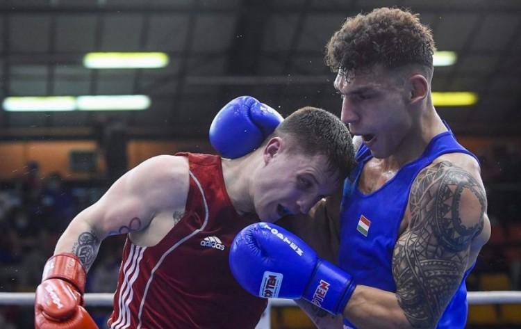 A nyíregyházi Kovács Richárd Európa-bajnokot vert Debrecenben