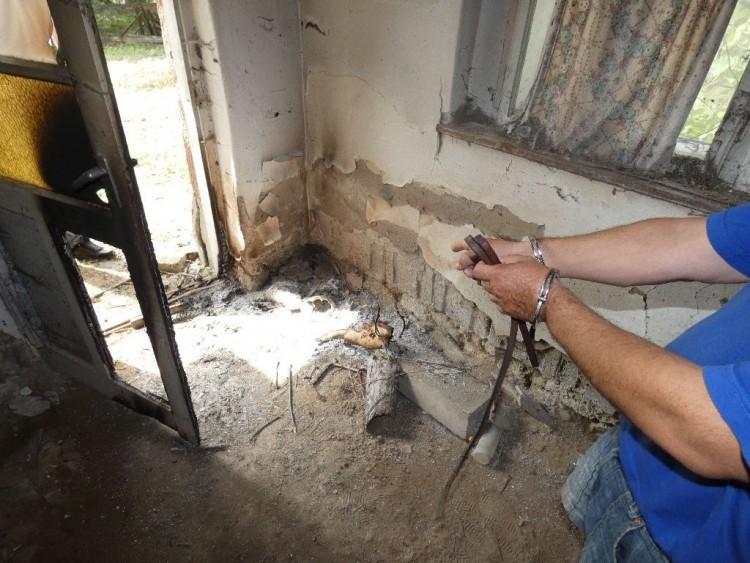 Megszólalt a vádhatóság a kékcsei gyújtogató ügyében