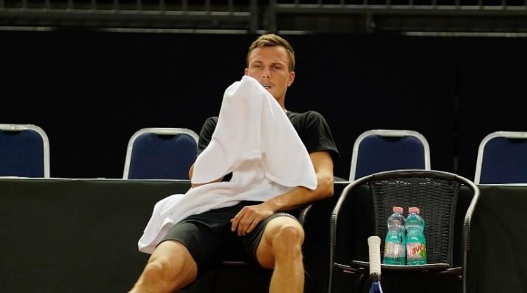 A magyar tenisz legnagyobb csillaga ismét villantott