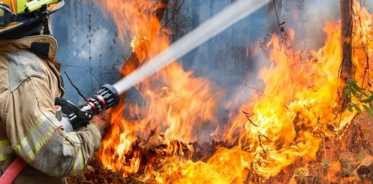 Nagy tűz volt Panyolán