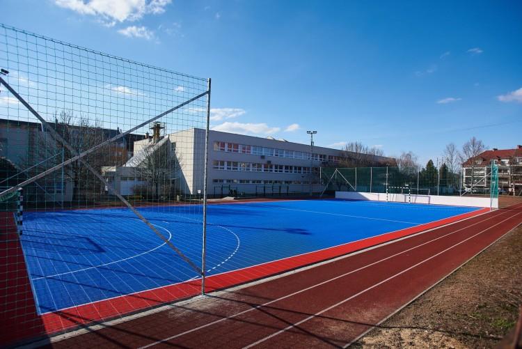 Átadásra kész az új, nyíregyházi sportpálya