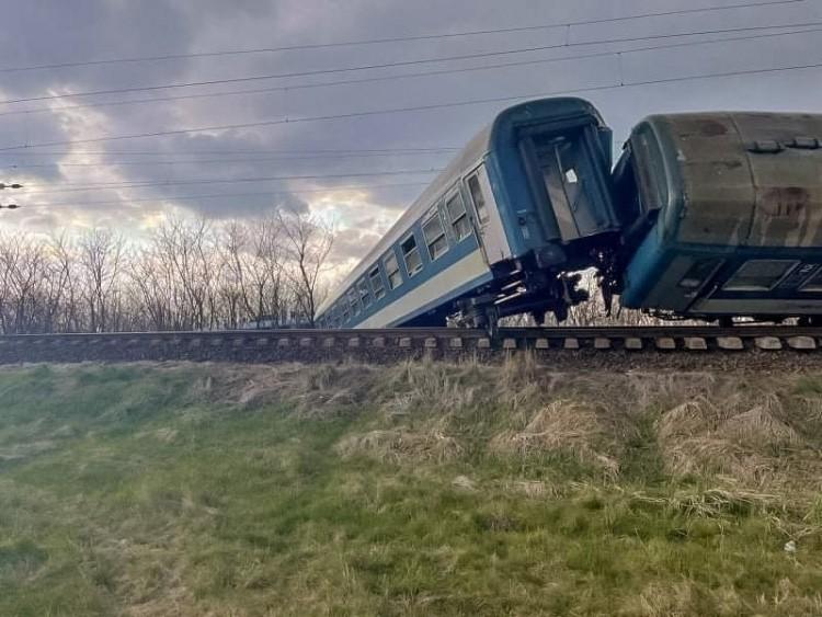 Így élte át egy Debrecenbe tartó utas az Újfehértónál történt tragédiát