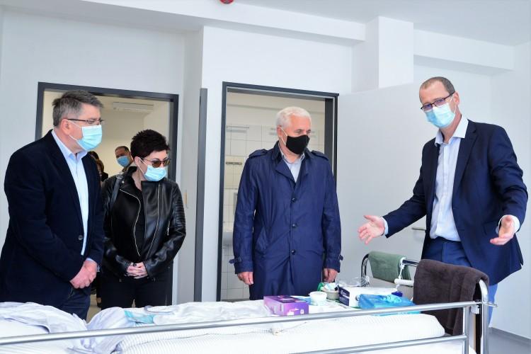 Nyitásra kész a nyíregyházi egészségügyi centrum