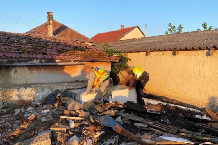 Napelemeket loptak Újszentmargitán: súlyosabb büntetést kérnek az elkövetőkre