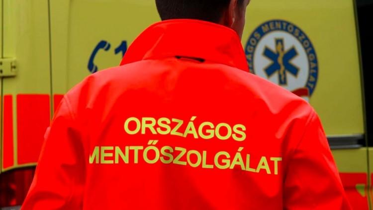 Kollégái mentették meg egy férfi életét Szabolcsban