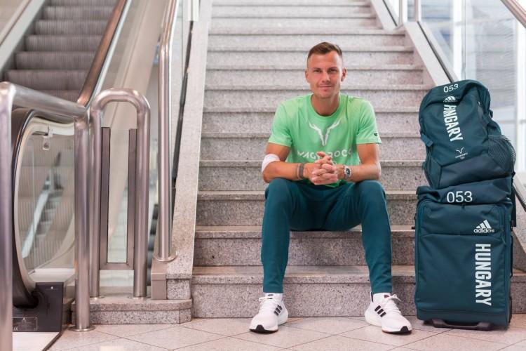 Fucsovics a Wimbledonban elődöntős Hurkacz ellen kezd Tokióban