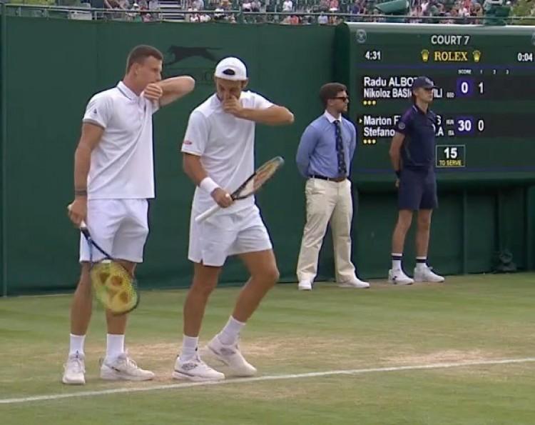 Fucsovics úgy érzi, elkapta a fonalat Wimbledonban