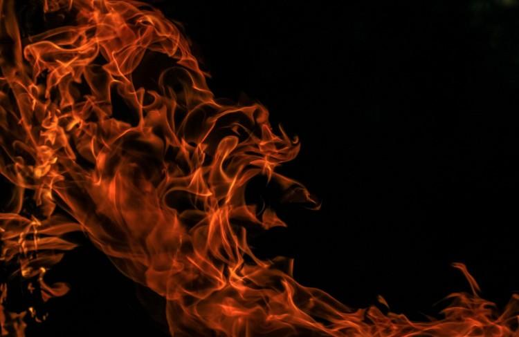 Tűz ütött ki egy apagyi házban