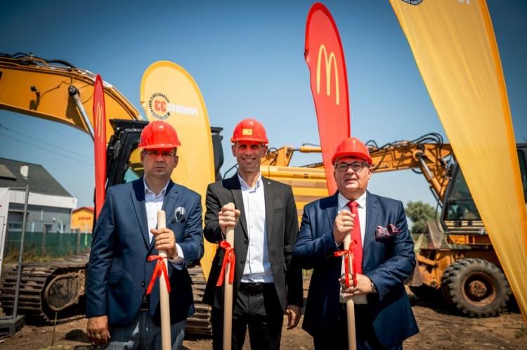 Kisvárdán már épül az első McDonald's