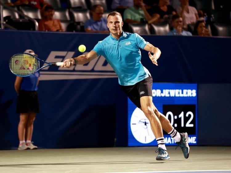 Fucsovics kikapott, így búcsúzott a winston-salemi tenisztornától