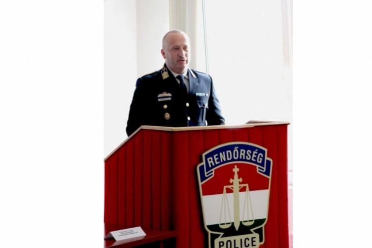 Új rendőrkapitánya van Nyíregyházának