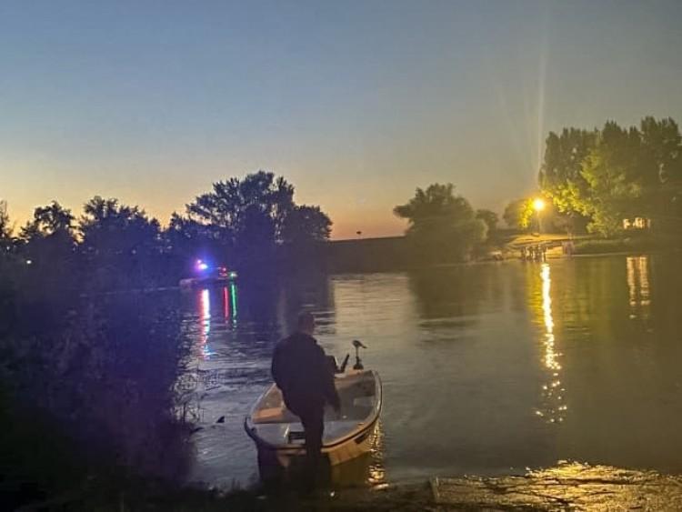 Vízi baleset történt Tiszalöknél
