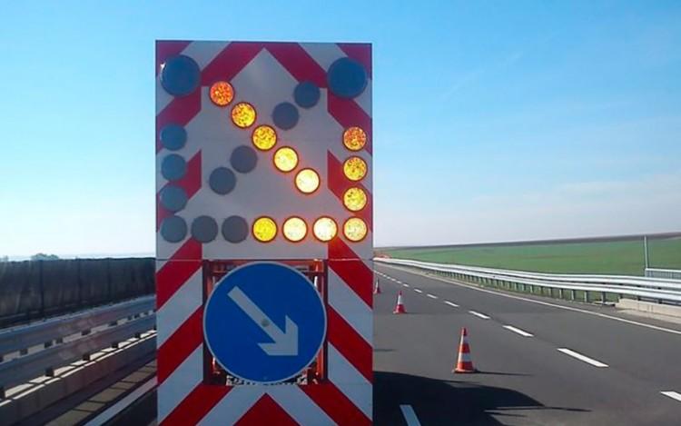 Forgalomkorlátozásra számítsanak az M3-as szabolcsi szakaszán!