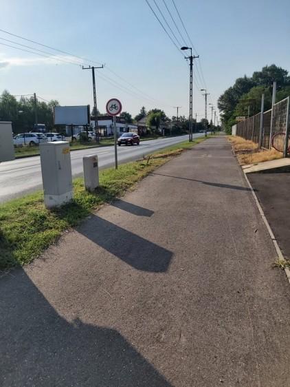 Új körforgalom és bicikliút Nyíregyházán + VIDEÓ