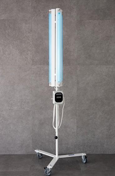 UV-C alapú fertőtlenítés – Előtérben a mobil eszközök