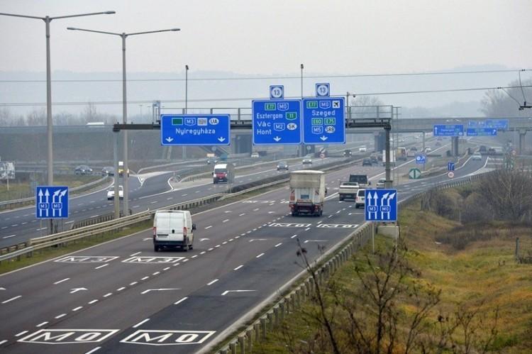 Forgalomkorlátozások az M3-as autópályán