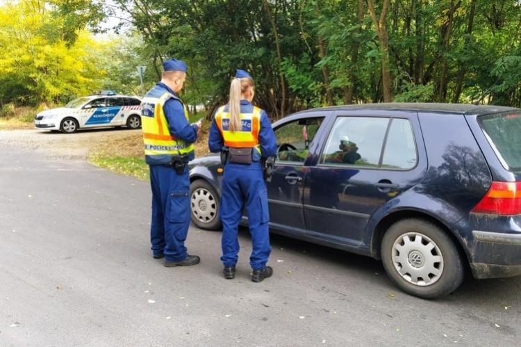 Gyorshajtókat bírságoltak a nagykállói és a balkányi rendőrök