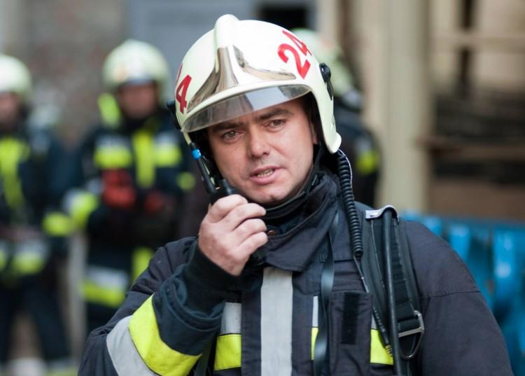 Nagyszerű Szabolcs megyei tűzoltókat tüntettek ki
